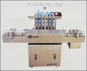 Air Jet Bottle Cleaning With Vacuum System