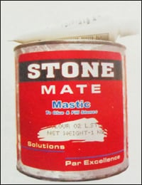 Mate Mastic To Glue And Fill Stones