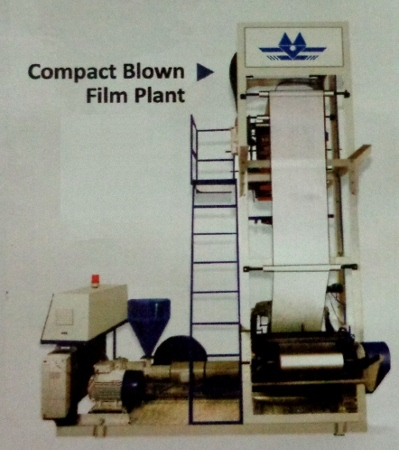 Compact Blown Film Plant