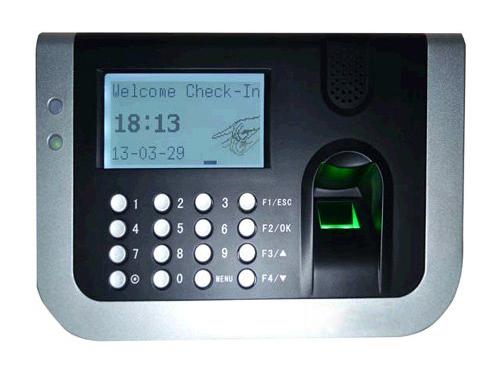 Standalone Fingerprint Attendance System