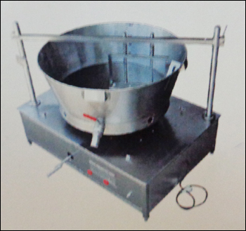 Khoya Making Machine (GMP Gas Model)