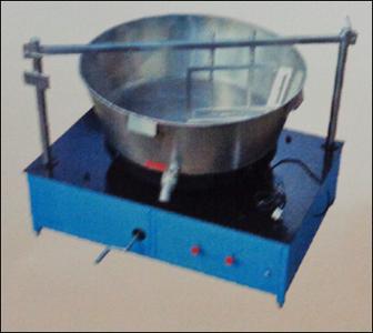 Khoya Making Machine (STD Gas Model)