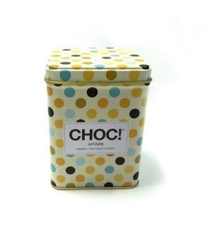 Small Cookie Storage Metal Box With Logo