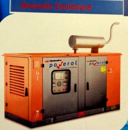 Acoustic Enclosure For Diesel Generator in  Kundli