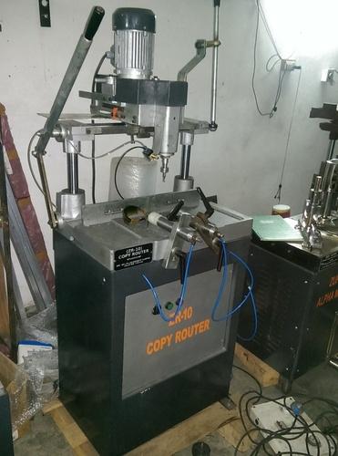 Aluminium Profile Slot Making Machine