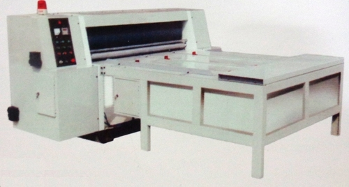Exporter of Box Making Machines from Thane by NEW DARSHNA