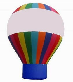 Inflatable Promotional Balloon