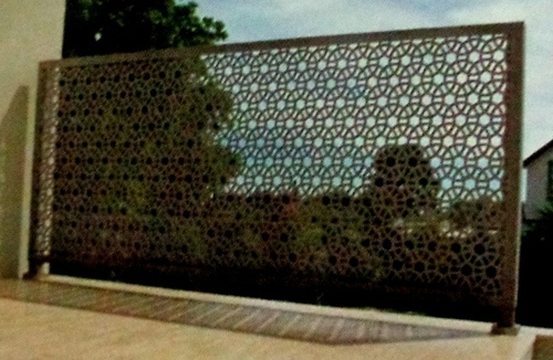 Metal Laser Cut Services For Exterior in  Kundli