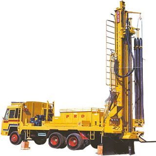 Water Well Drilling Rig in  Race Course (Vdr)