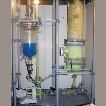 Reaction and Distillation Units