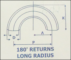 180° Return Long Radius