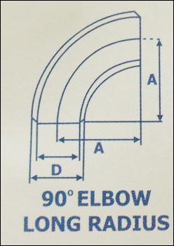 90° Elbow Long Radius