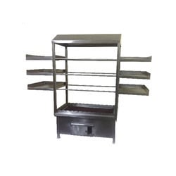 SS Charcoal Barbecue