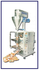 Collor Type Pneumatic Automatic Pouch Packing Machine