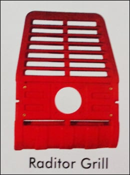 Moulds For Automobile Radiator Grill