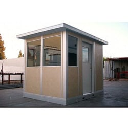 Portable Security Booths