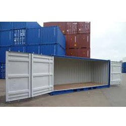 Portable Steel Containers