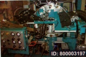 Used Tubes Printing Machine (OMSO RS 239)