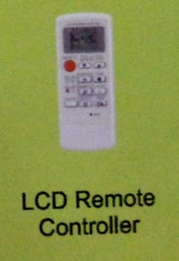 Lcd Remote Controller