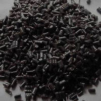 LDPE Recycled Black Granules for Aluminum Composites Panels