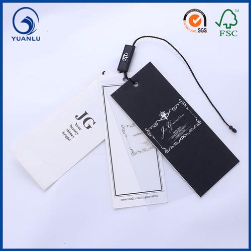 PVC Hang Tag