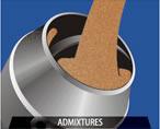 Concrete Mineral Admixtures
