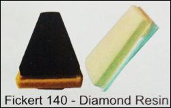 Fickert 140 - Diamond Resin Abrasive