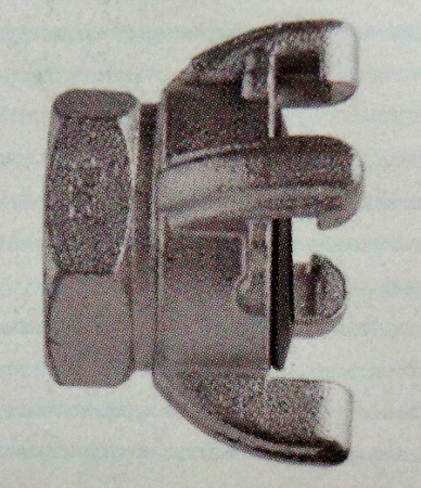 Malleable Iron Female End Coupling