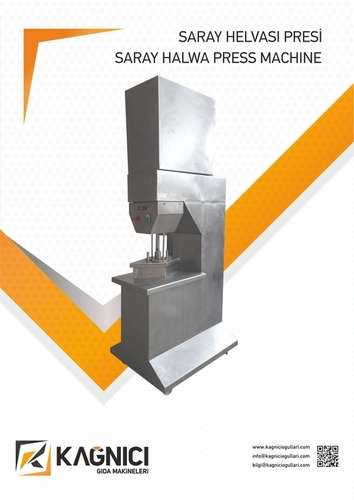 Soanpapdi Pressing Machine
