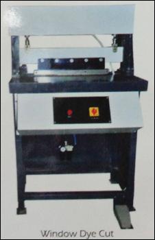 Window Dye Cut Machine (N-FM-DC250)