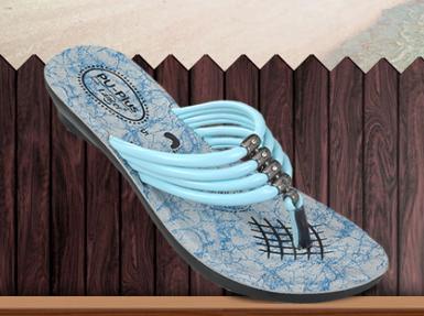 f58302bfde2 Ladies PU Slippers (PL-1551) - Nu Fashion Footwear Pvt. Ltd., D-3, Udyog  Nagar, , New Delhi, India
