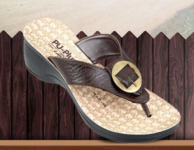 bec5eac90e0 Ladies PU Slippers (PL-2103) - Nu Fashion Footwear Pvt. Ltd., D-3, Udyog  Nagar, , New Delhi, India