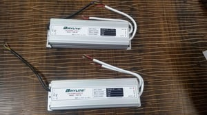 LED Power Supply With Waterproof