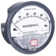 Magnehelic Differential Pressure Gauges (DWYER)