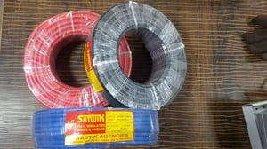 PVC Insulated Wires And Cables