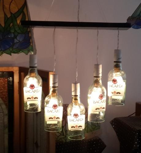 Decorative Bottle Chandelier In New Delhi Abez International