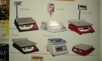 High Precision Commercial Weighing Scale