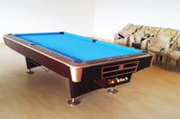 Billiard Tables and Pool Tables