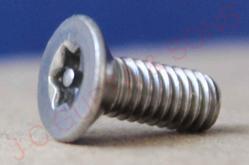 Multi Security Pin Torx CSK Machine Screw