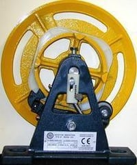 Over Speed Governor with Switch Dia-300 for Elevator