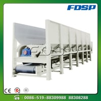 High Efficiency Wood Debarker