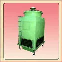 Induced Draft Rectangular Shape Cooling Towers