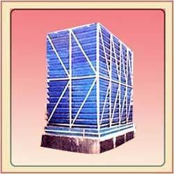 Natural Draft Fan Less Cooling Towers