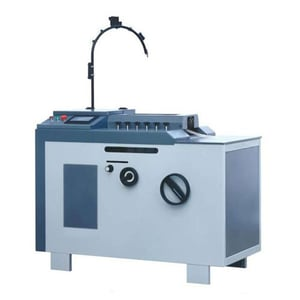 Twin Ring Wire Forming Machine