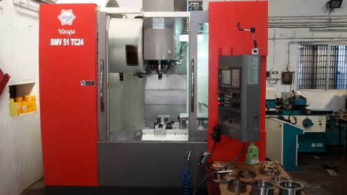 Cnc Machining Facility Service