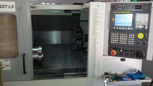 Cnc Machining Facility Turning