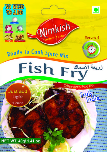 Fish Fry Masala in   Tehsil-Bhuntar