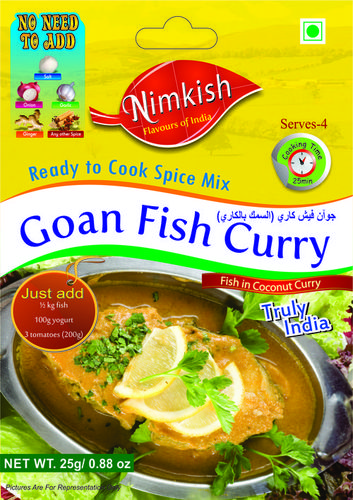 Goan Fish Curry Masala
