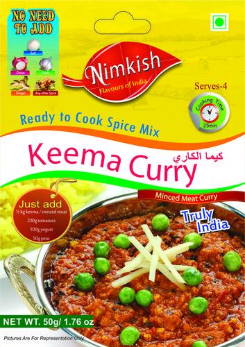 Keema Curry Masala