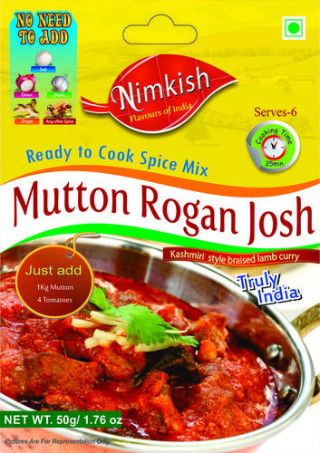 Mutton Rogan Josh Masala